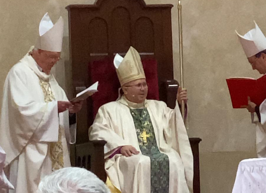 Port Pirie Diocese welcomes new Salvatorian bishop